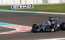 F1 : GP d'Abou Dabi, Lewis Hamilton Champion !
