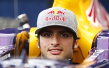 F1 : Carlos Sainz Junior rejoint Toro Rosso