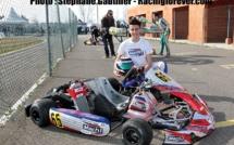 Karting National : Lorys Chastanet Comiti en forme à Muret