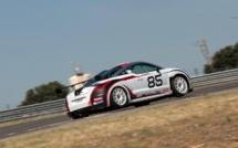 TB2S : Coupe de France et tests Peugeot RCZ