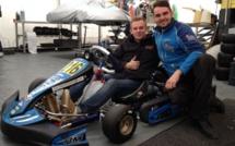Karting Rotax : Thomas Drouet à la vitesse supérieure