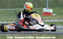 Karting : Victoire en KZ2 pour Pierre Loubère