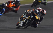 Moto 3 : Victoire de Masbou au grand prix du Qatar