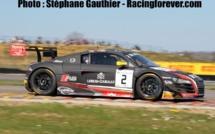 Blancpain Sprint series : Nogaro, double podium pour Ide et Mies