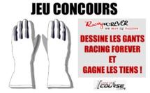 Jeu concours : Dessine nos gants et gagne les !