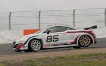Peugeot RCZ Cup : TB2S, démarrage timide à Lédenon
