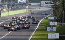 F3 : Monza, course 3