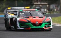 Renault Sport Trophy : Hongrie, course endurance