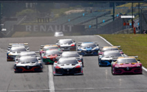 Renault Sport Trophy : Courses sprint