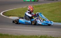 Karting Rotax : Thomas Drouet, au cœur de la bataille !