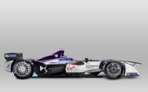 Formule E : DS Virgin Racing se dévoile