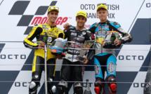 Moto 2 : Silverstone, victoire de Zarco