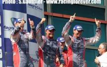 Magny-Cours : Course 2, la victoire pour Sebastien Loeb Racing