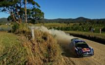 WRC : Australie, Ogier titré