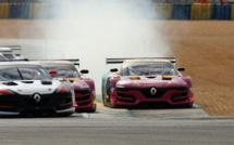 Renault Sport Trophy : Le Mans, course 1