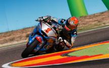 Moto 2 : Motorland Aragon, la course