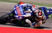 MotoGP : Motorland Aragon, la course
