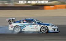 Porsche Carrera Cup France : Navarra
