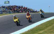 Moto2 : Grand prix d'Australie