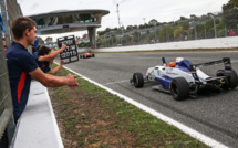 EFR 2.0 : Jerez, course 3