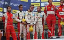 ELMS : Dino Lunardi remporte un nouveau titre