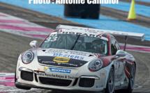 Porsche Carrera Cup : Jim Pla, podiums de France et de Navarre