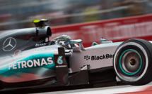 F1 : GP du Mexique, victoire de Rosberg