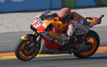 MotoGp : Marquez et Honda réagissent aux propos de Rossi