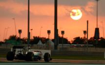 F1 : GP d'Abou Dabi, la dernière pour Rosberg