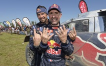 Dakar 2016 : Victoire de Peterhansel et Price