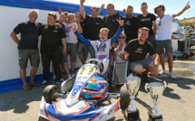 Karting : les moteurs OK représentent une évolution très positive