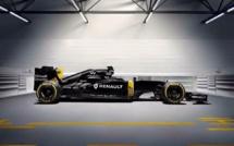 F1 : Le Renault Sport Formula One Team dévoilé