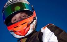 Karting KZ2 : Pierre Loubère débute sa saison par une victoire