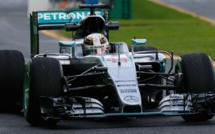 F1 : GP d'Australie, Hamilton en pole position