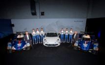 FIA WEC : Alpine se dévoile.