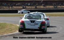 Peugeot RCZ Cup : résumé vidéo de Nogaro