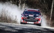 Rallye de Franche-Comté : Juif et Michel seconds !