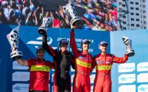 Formula E : Long Beach, victoire de Di Grassi