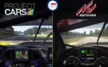 Jeux vidéos : Assetto Corsa versus Project Cars
