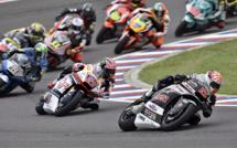 Moto2 : 4 points séparent les 4 premiers
