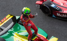 Formula E : Eprix de Paris, victoire de Di Grassi