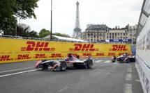 Formula E : Jean Eric Vergne sur le podium à Paris