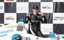 Indycar : Simon Pagenaud crève l'écran