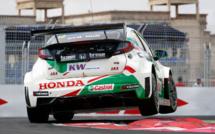 WTCC : Coronel et Huff s'imposent au Maroc