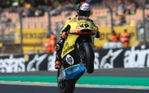 Moto 2 : Rins leader après le Mans