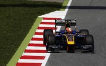 GP2 : Barcelone, course 2