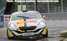Peugeot RCZ Cup : David Pouget, l'heureux élu après Pau