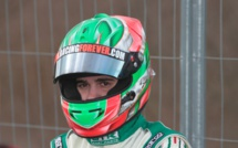 Karting Long circuit : Premier podium pour Jérémy Lopes
