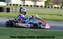 Karting : Lorys Chastanet Comiti, catégorie Nationale