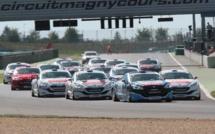 Peugeot RCZ Cup : Seconde mi-temps à Magny-Cours